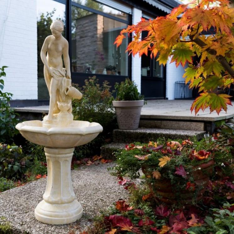 Fontana za vrt afrodita - Fuentes para terraza ...