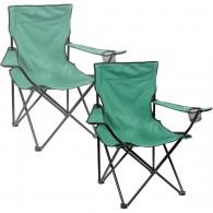 Set sklopivih stolica za kampiranje