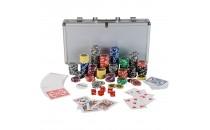 Poker set čipova 500 komada